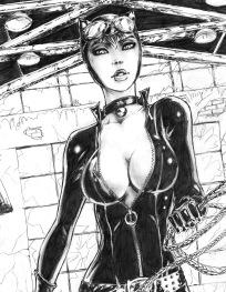 Siren Catwoman